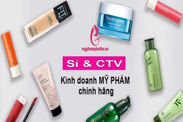 Cong tac vien my pham xach tay ( CTV )