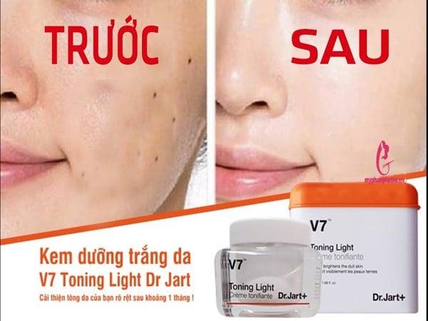 Hướng dẫn cách sử dụng kemV7 Toning Light Dr.Jart+