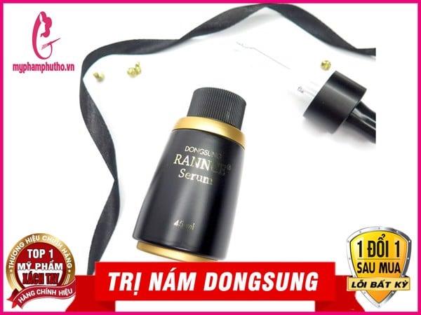 Thành phần serum trị nám Dongsung Rannce