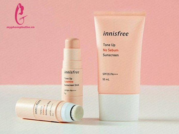 kem chống nắng innisfree tone up