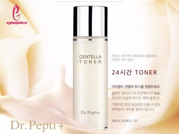 Thành Phần TonerDr.Pepti Centella Hàn Quốc