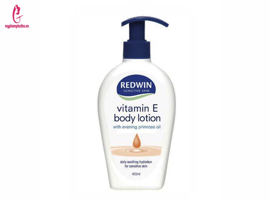Thành phần chính Kem dưỡng nẻRedwin Vitamin E Cream