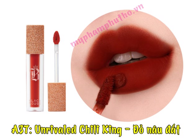A37: Unrivaled Chili King - Đỏ nâu đất