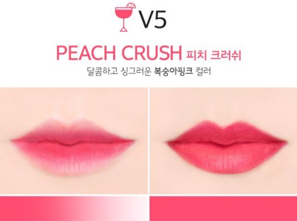 #V5 – Peach Crush