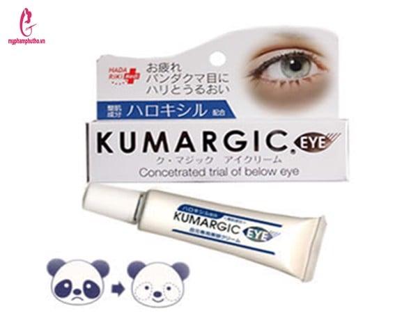 Thành phầnkem mắt kumargic eye