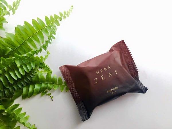 Xà Phòng Tắm Nước Hoa Hera Zeal Perfumed Soap