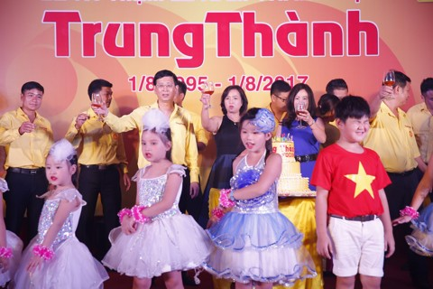 TrungThanh Foods Celebrates the 22th anniversary