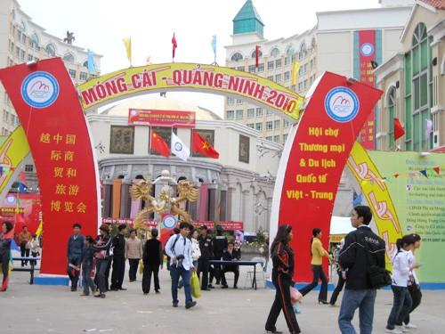 TrungThanh attended Vietnam – China International Trade and Tourism Fair 2010