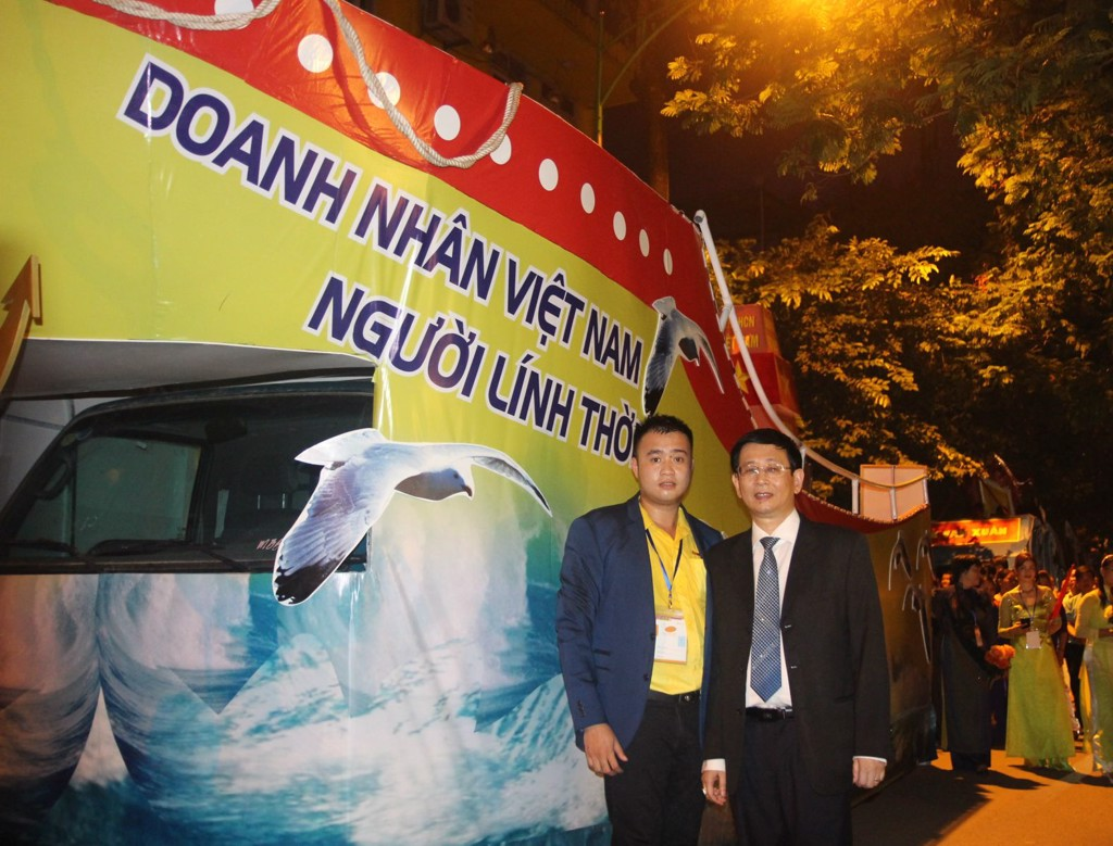 TrungThanh Foods joined the 70th Anniversary of