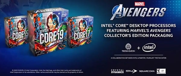 CPU Intel Core i5-10600KA Avenger Edition