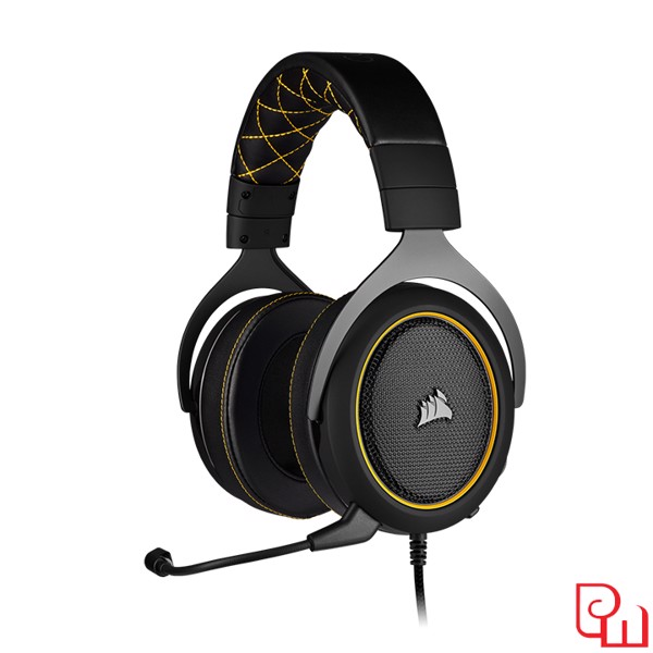 Tai nghe Corsair HS60 Pro Surround 7.1 Yellow (CA-9011214-AP)