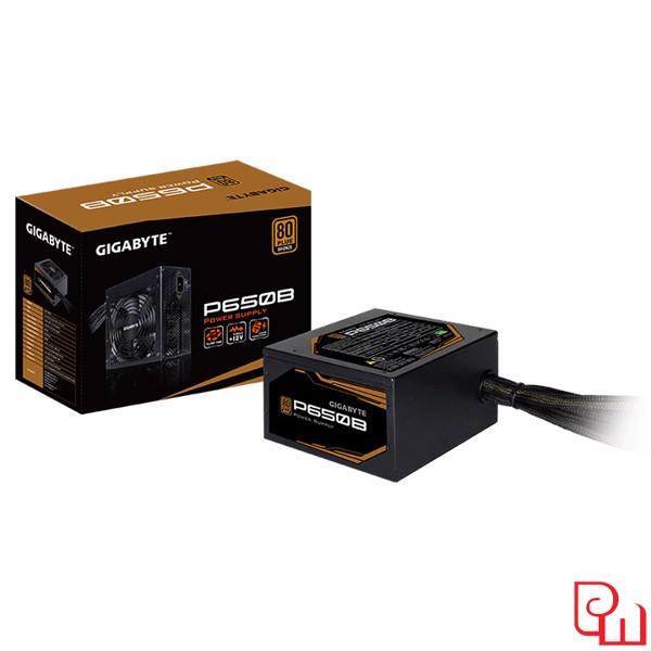 Nguồn máy tính Gigabyte GP-P650B - 650W - 80 Plus Bronze