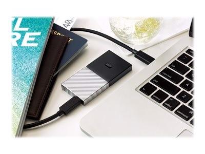 Ổ cứng di động SSD WD My Passport 2TB USB 3.1 - WDBKVX0020PSL-WESN