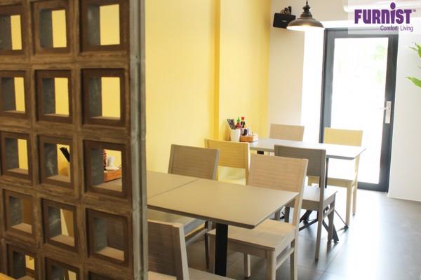 Furnist cung cấp nội thất cho quán MAMA PHỞ