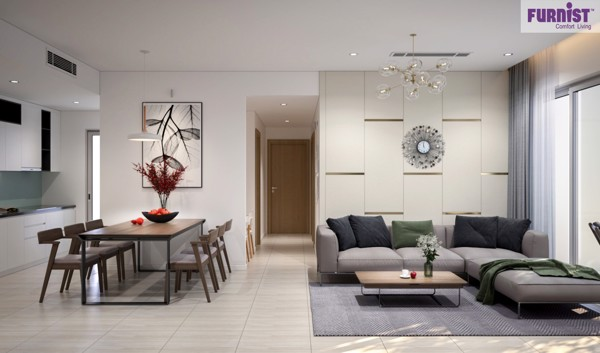 # 5 ý tưởng thiết kế căn hộ Palm Heights, Quận 2