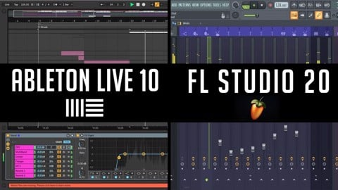 BATTLE OF THE BRAND #1: FL STUDIO VS ABLETON LIVE