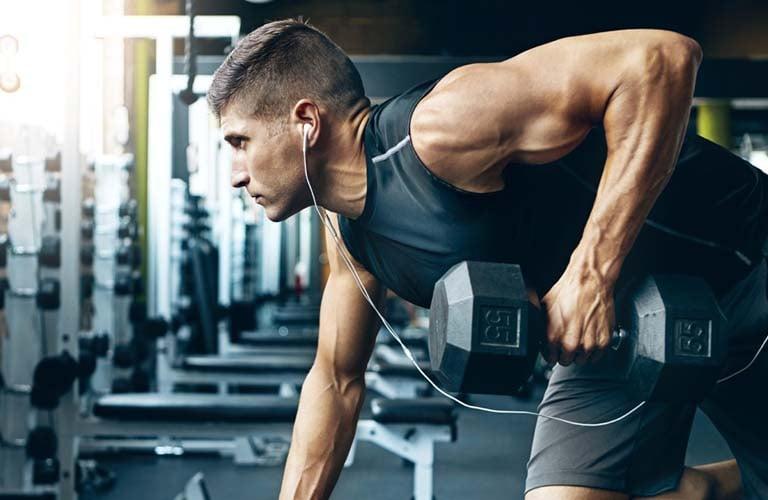 Gai cột sống có nên tập Gym