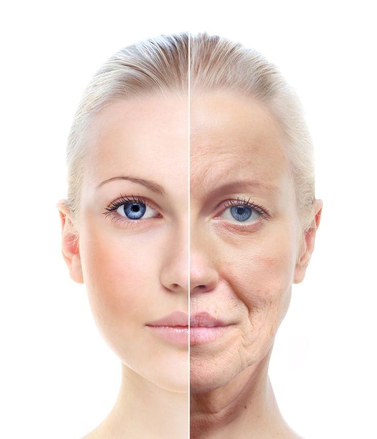 Tại sao lệch mặt làm mặt trở nên già so với tuổi