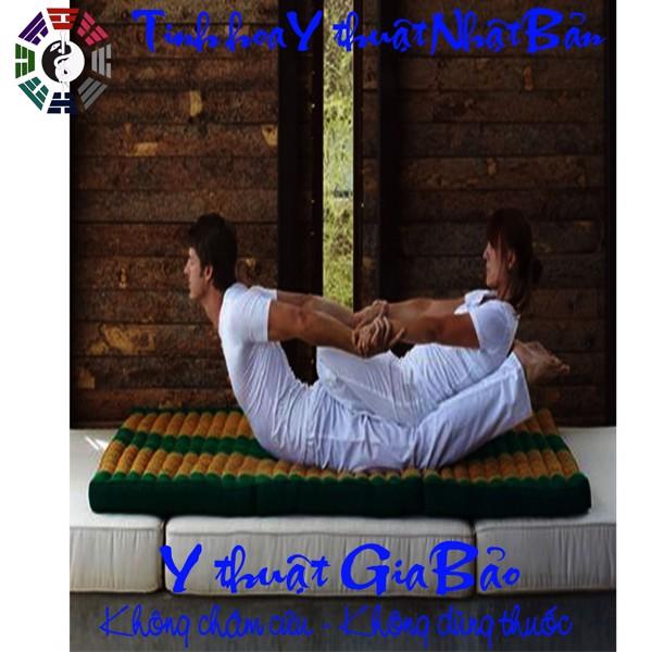 Massage thái tại nhà