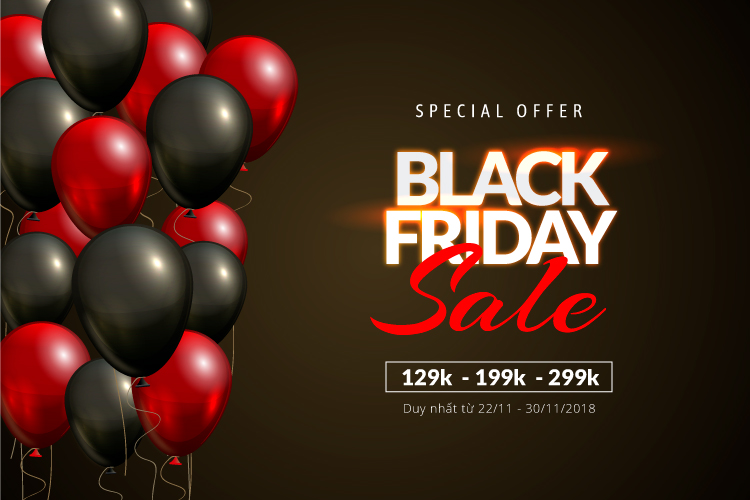BST SALE BLACK FRIDAY