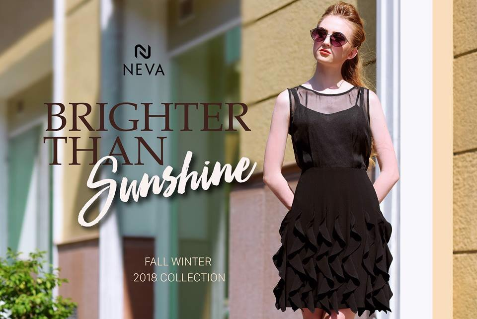 BRIGHTER THAN SUNSHINE - FALL WINTER 2018 COLLECTION