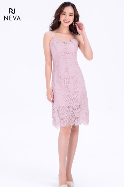 váy đầm đi chơi dễ thương