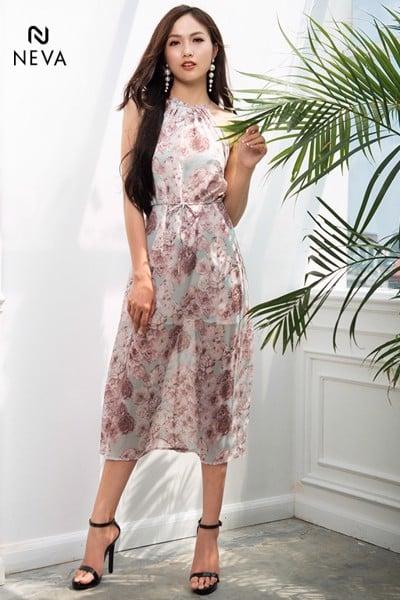 Những mẫu váy đầm maxi đi biển đẹp nhất dành cho các chị em