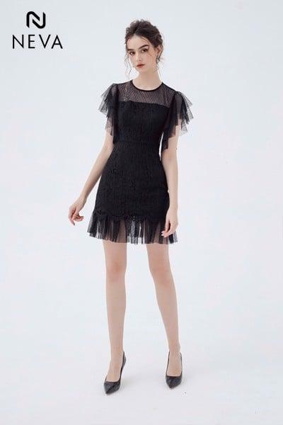Mẫu váy ren đen đẹp nhất 2019 quyến rũ và sang trọng