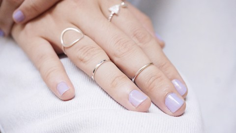 TIPS – How to style midi rings with Ddreamer