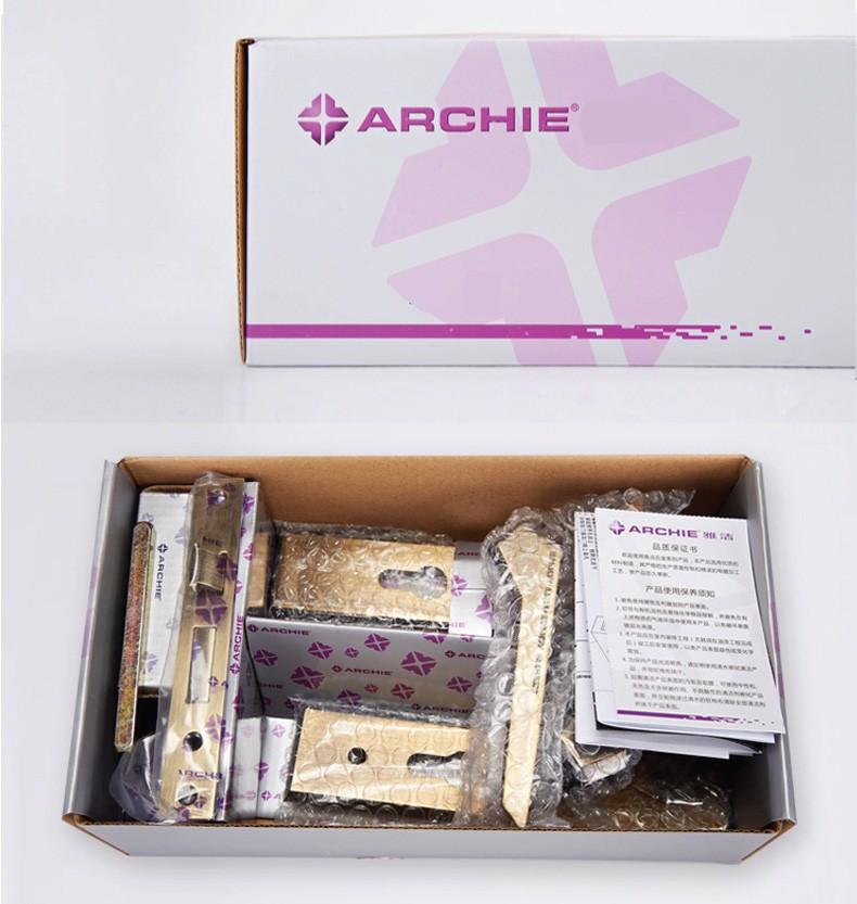 Khoá cửa thông phòng Archie