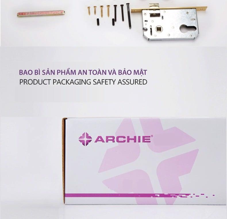 Khóa cửa thông phòng Archie