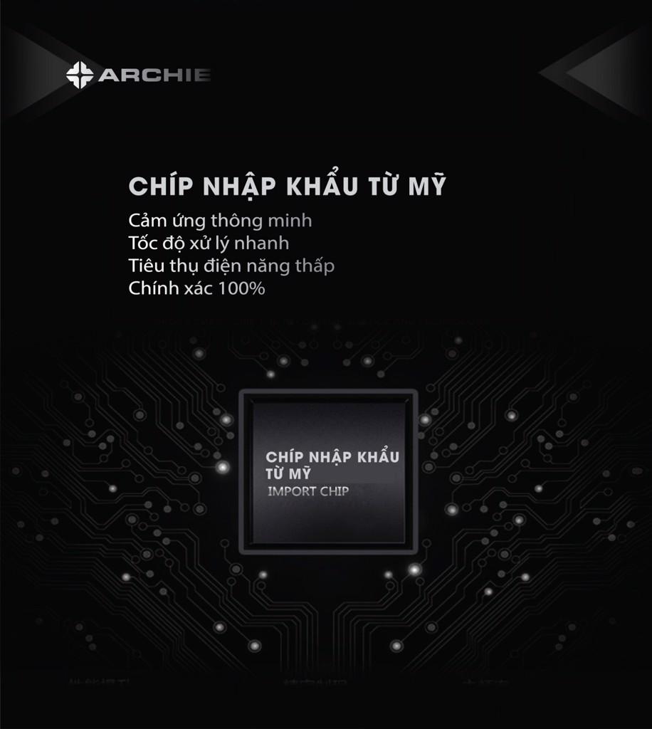 khóa đại sảnh Archie