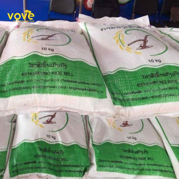 Địa chỉ mua gạo Lào