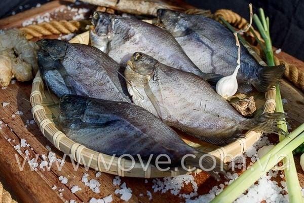 Nơi bán khô cá sặc rằn, sặc bổi ngon tại Thành phố Hồ Chí Minh, Hà Nội