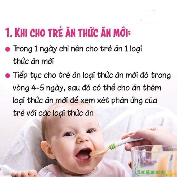 Mách mẹ 7 MẸO NHỎ khi cho bé ăn