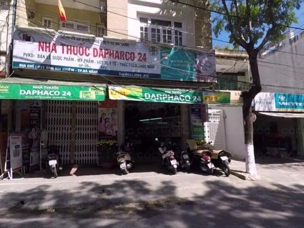 Nhà Thuốc Dapharco 24