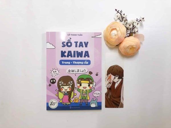 Bìa ngoài sổ tay kaiwa 3