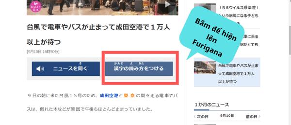 Đọc báo NHK easy