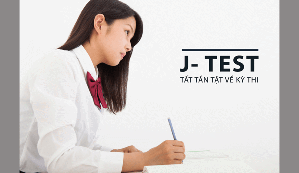 Kì thi J TEST