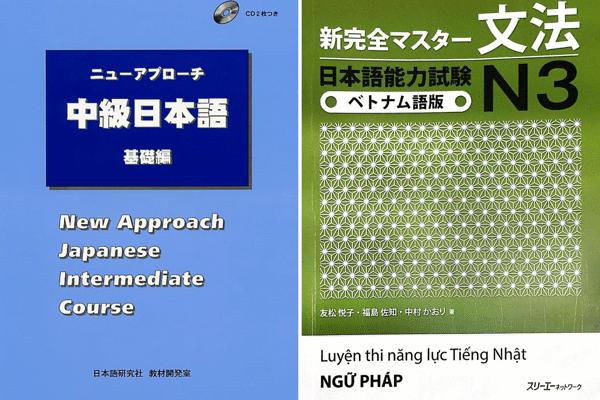 Sách ngữ pháp N3 hay nhất