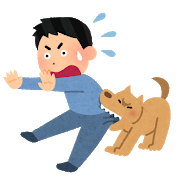 飼い犬に手を噛まれる