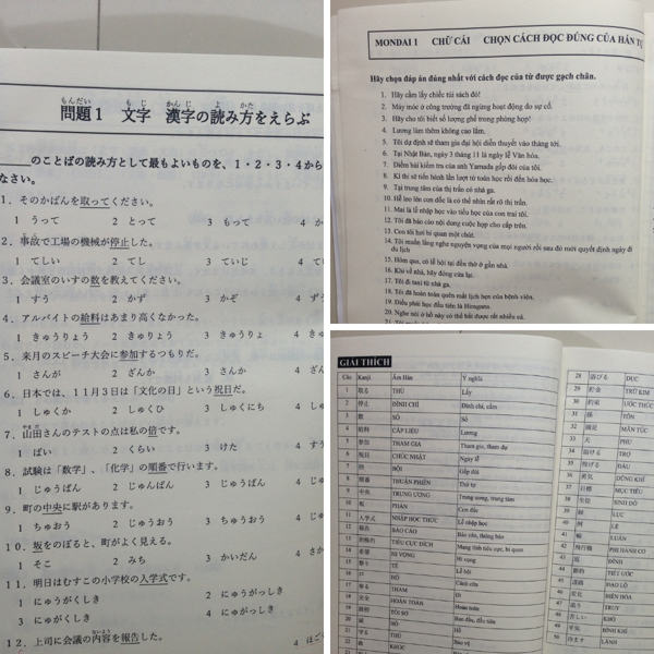 Goukaku Dekiru N3 - Bản dịch tiếng Việt (Kèm file nghe