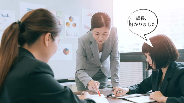 Cách xưng hô trong công ty