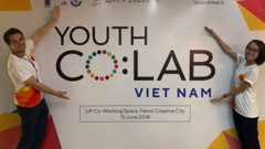 chuong trinh youth co lab viet nam 2018
