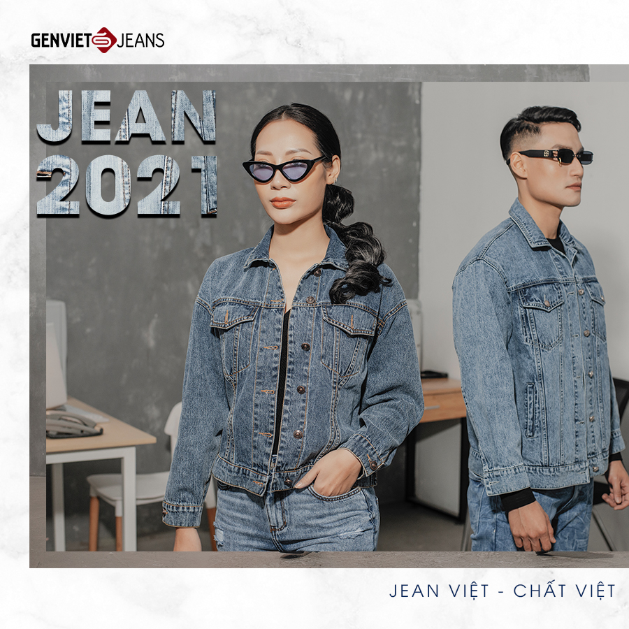 GENVIET JEANS RA MẮT MINI COLLECTION