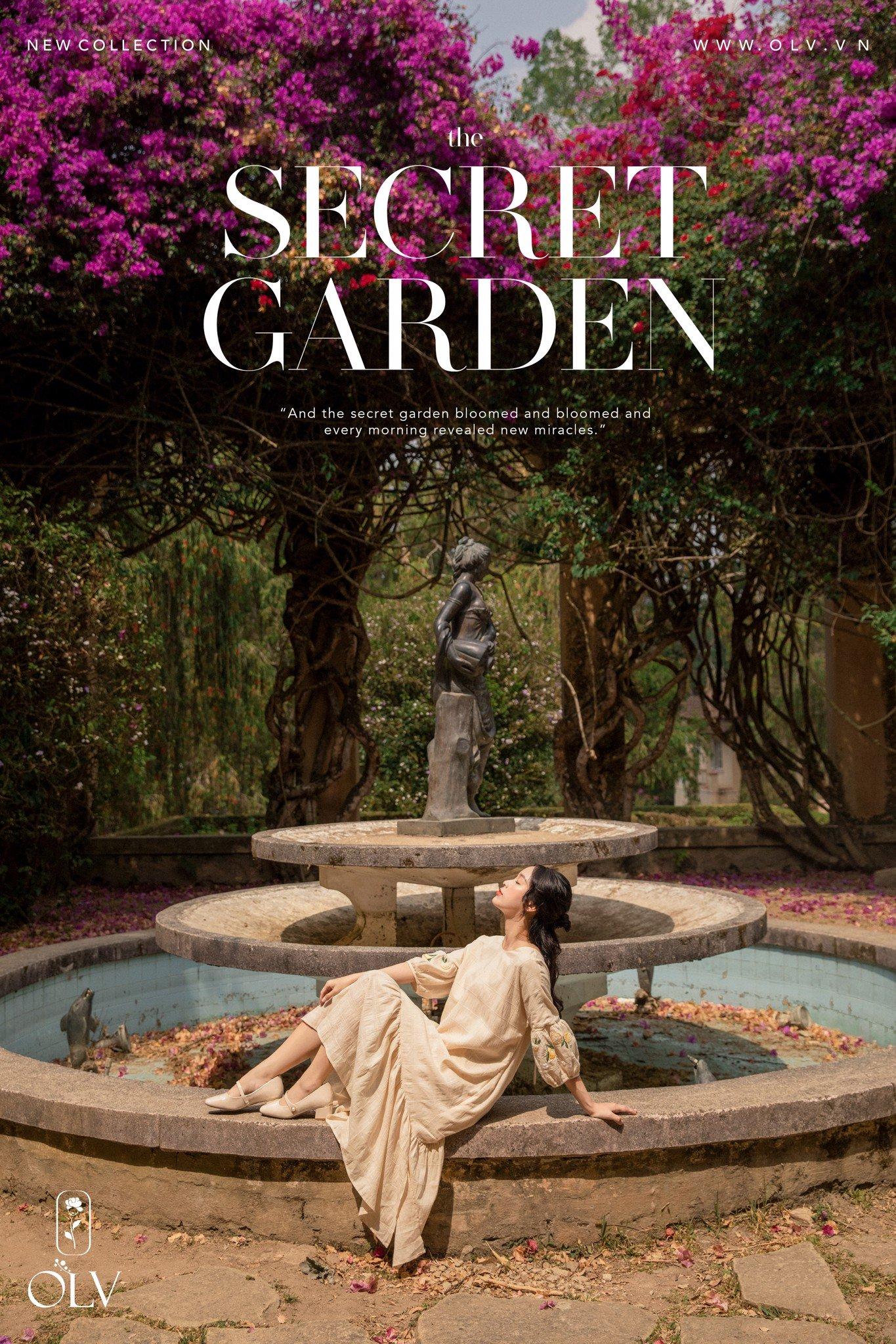 olv the secret garden