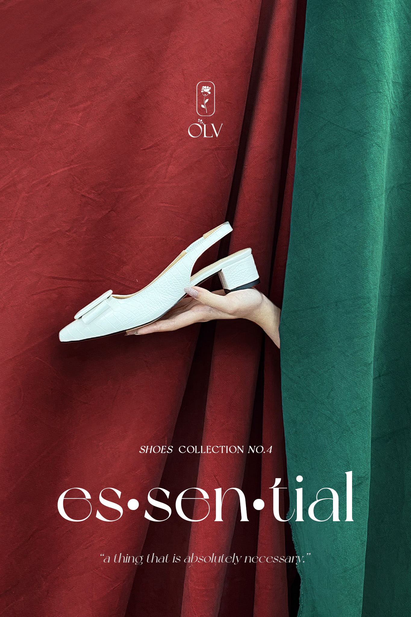 olv essential shoes collection 04