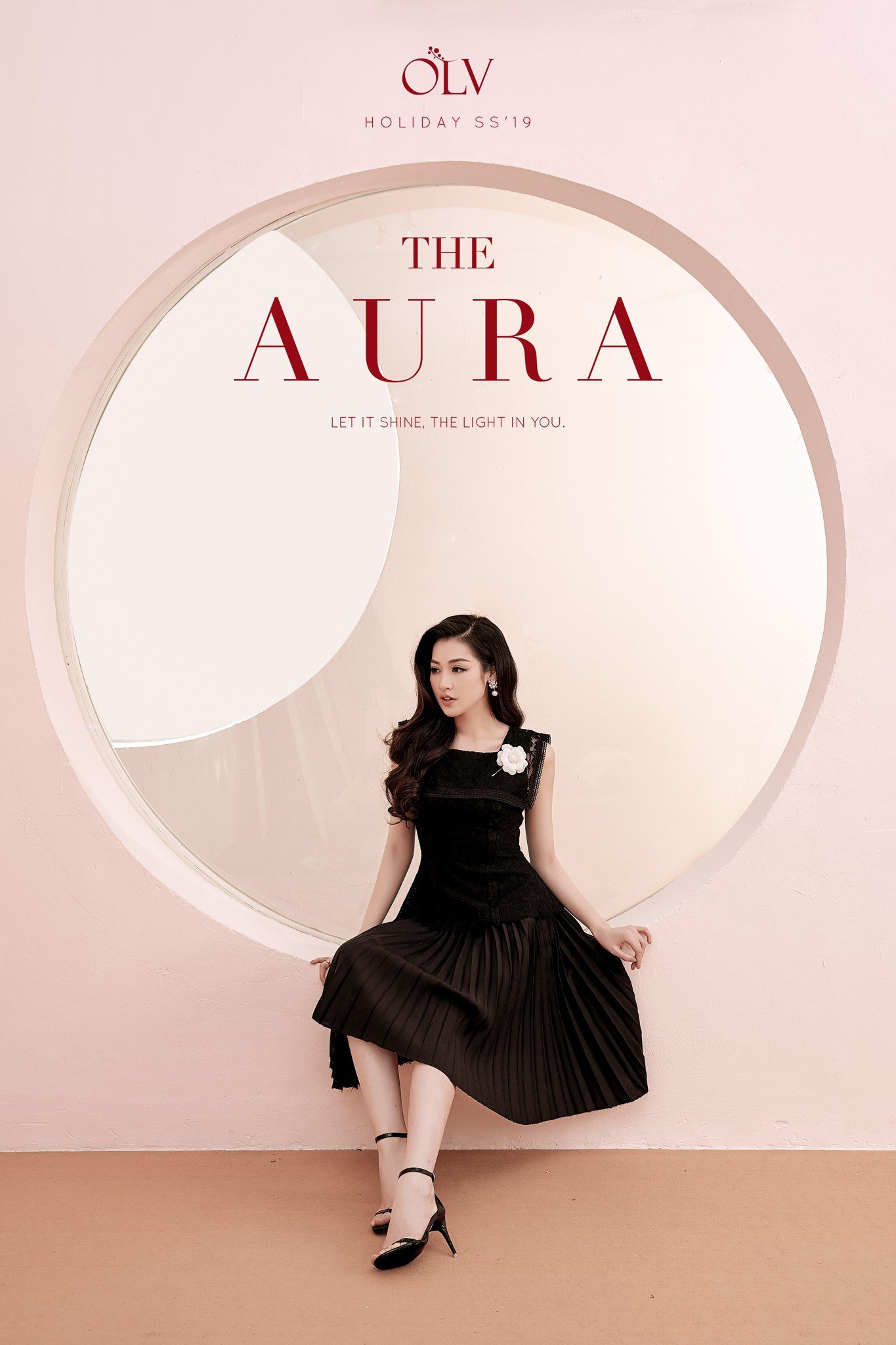 olv holiday collection the aura