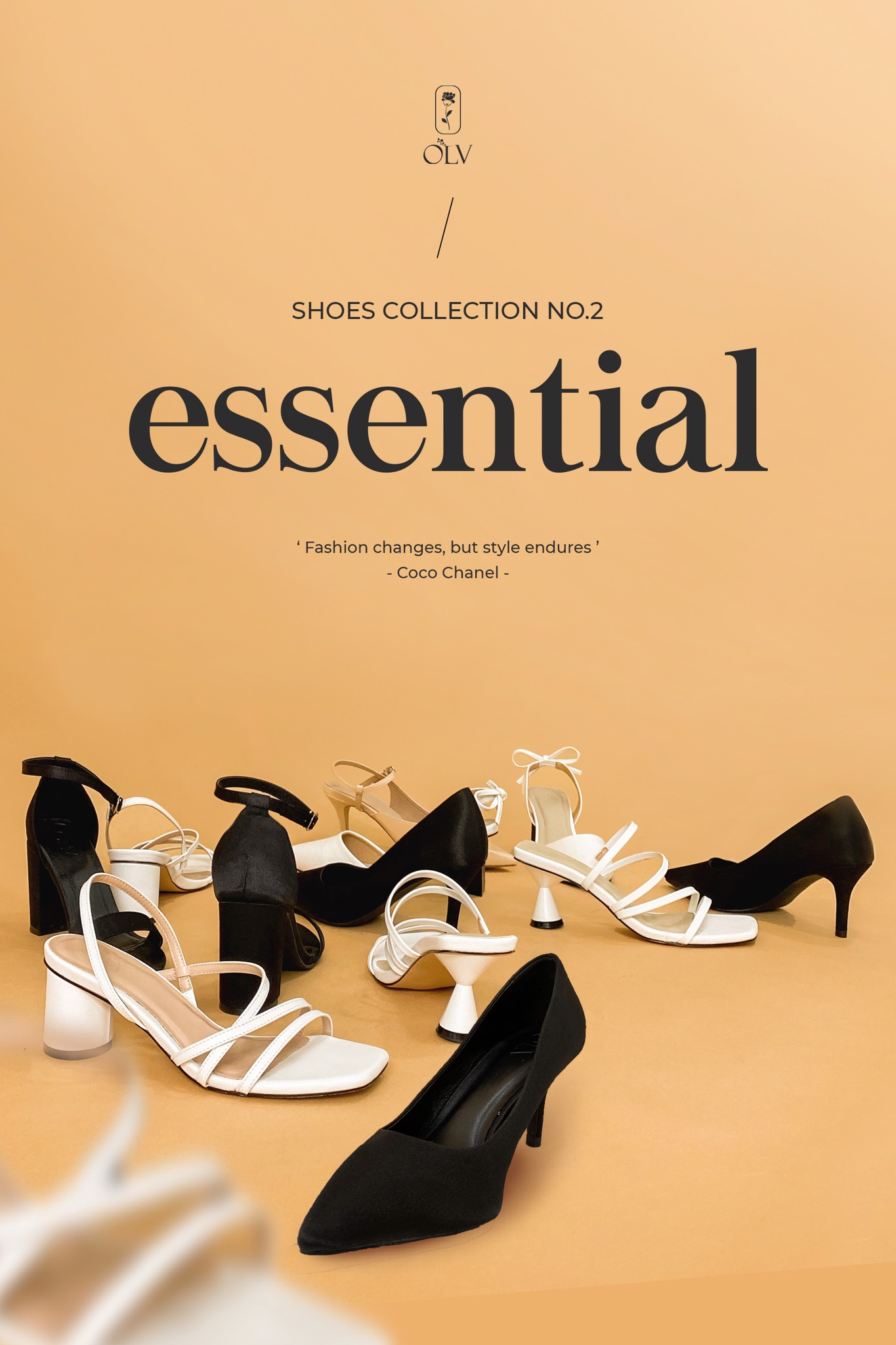 olv essential shoes collection 02