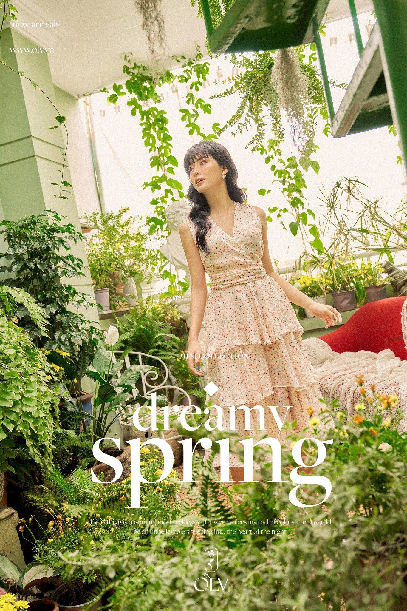 olv mini lookbook dreamy spring